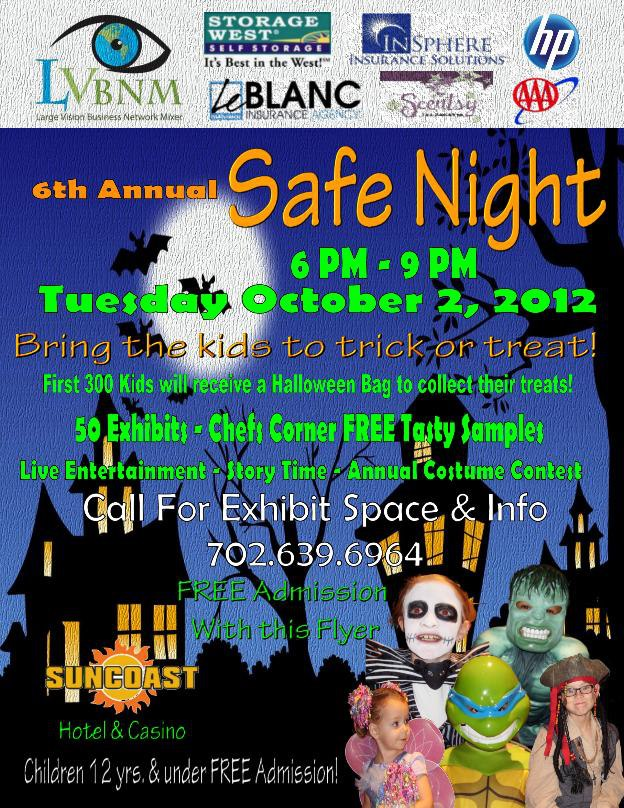 Safe_Night_Free_Admission_Ticket